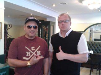 Влад Валов в интервью Музыка Онлайн Ком