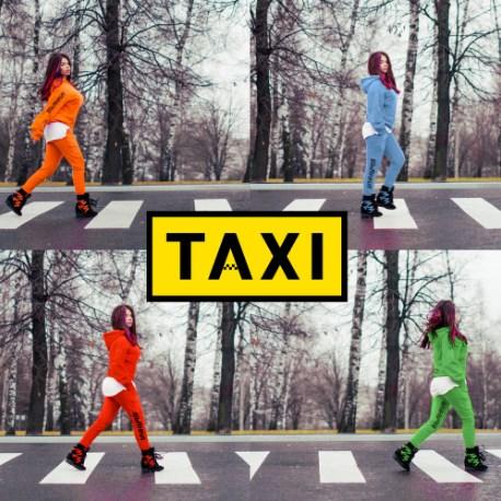 Бьянка Жёлтое такси