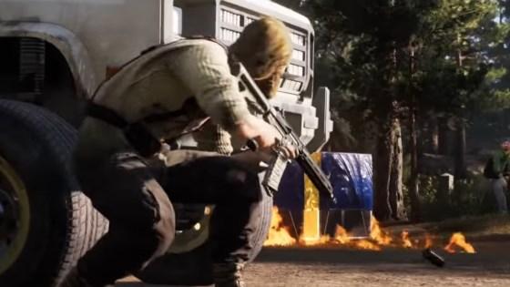 Игра Far Cry 5 видео