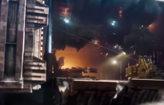 Хроники хищных городов трейлер видео
