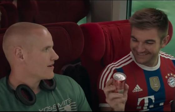 Трейлер Поезд на Париж
